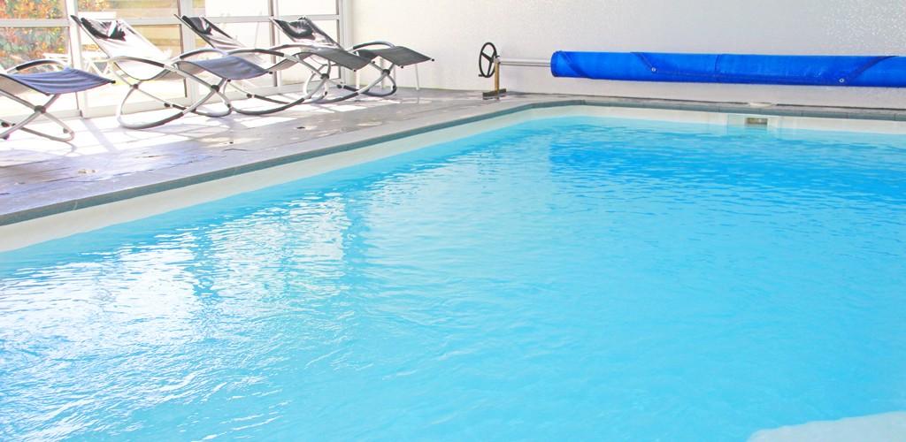 Blog du gite au pr carr g te et chambre d 39 h te avec - Chambre hote avec piscine interieure ...